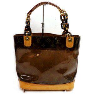 Louis Vuitton Hand Bag Cabas Amble  vinly tote